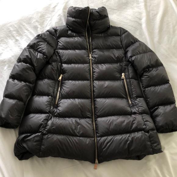 nett moncler ski coat size 4 NORME AFNOR Duvet Neuf Belted